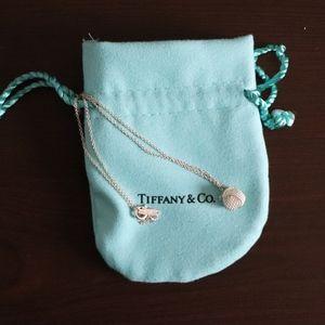 Tiffany Love Knot Necklace